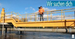 Stellenausschreibung Betriebsleitung Kanalisation (w/m/d)