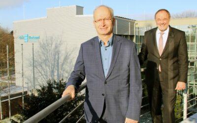 Dr. Hans-Peter Schick zum Verbandsratsvorsitzen gewählt