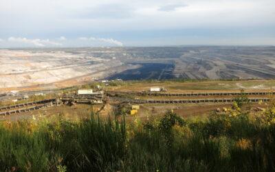 Braunkohlenbergbau, Monitoring Hambach