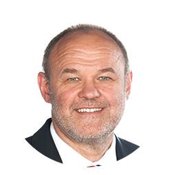 Dr. Bernd Bucher, Vorstand